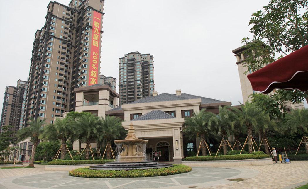 惠州鼎峰国汇山